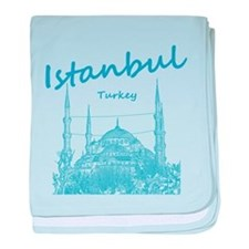 Istanbul baby blanket