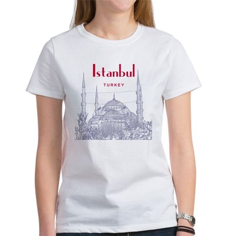Istanbul Women's T-Shirt