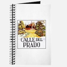 Calle del Prado, Madrid - Spain Journal