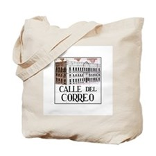 Calle del Correo, Madrid - Spain Tote Bag