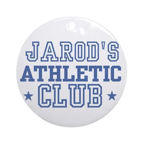 Jarod Ornament (Round)