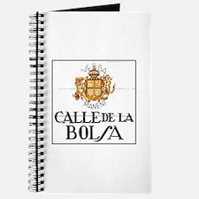Calle de la Bolsa, Madrid - Spain Journal