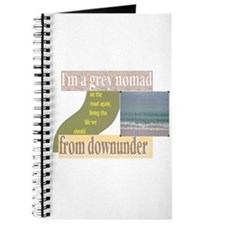 grey nomad on the road again Journal