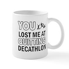 Quirky Decathlon designs Mug