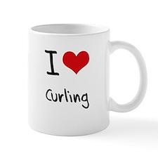 I love Curling Mug