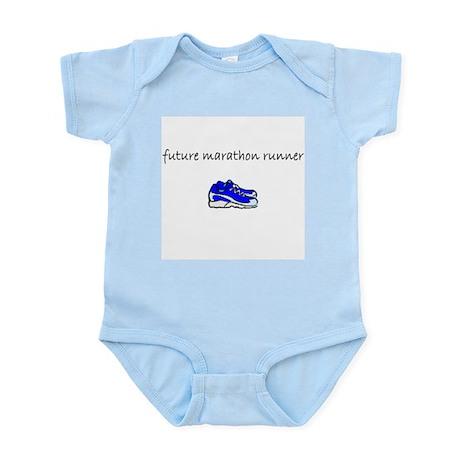 future marathon runner.bmp Body Suit