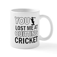 Quirky Cricket designs Mug
