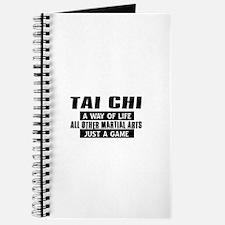 Tai Chi Lovers Designs Journal