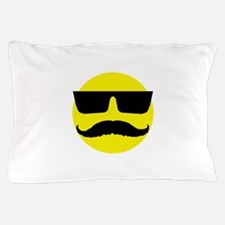 Cool smiley Pillow Case