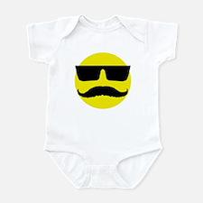 Cool smiley Infant Bodysuit