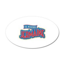 The Incredible Jermaine Wall Decal