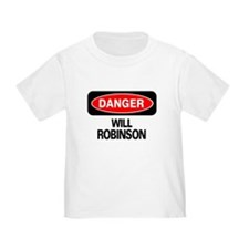 Danger Will Robinson T