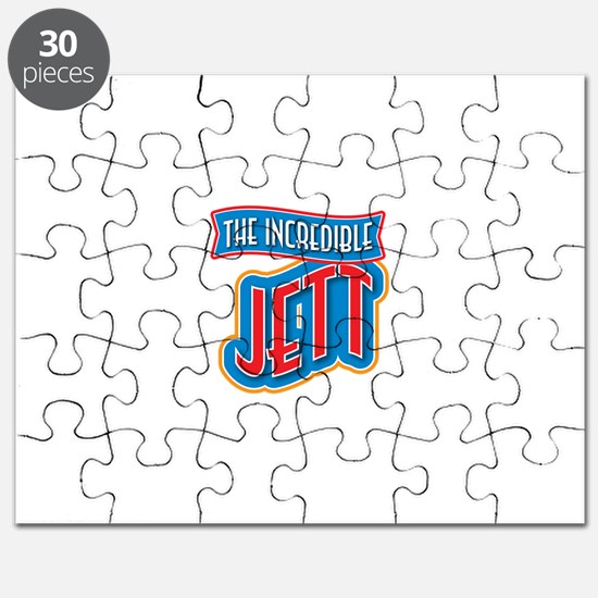 The Incredible Jett Puzzle