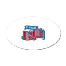 The Incredible Joaquin Wall Decal