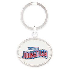 The Incredible Johnathan Keychains