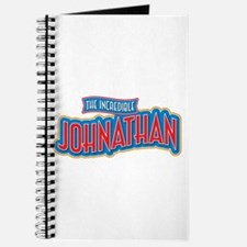 The Incredible Johnathan Journal