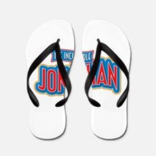 The Incredible Jonathan Flip Flops
