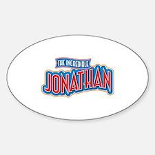 The Incredible Jonathan Decal