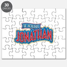 The Incredible Jonathan Puzzle