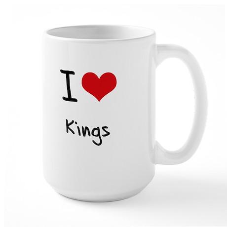 I love Kings Mug