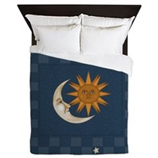 Starry Nite Queen Duvet