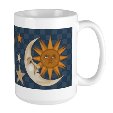 Starry Nite Large Mug
