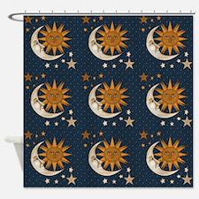 Starry Nite Shower Curtain