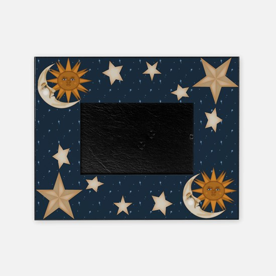 Starry Nite Picture Frame