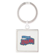 The Incredible Jovanni Keychains