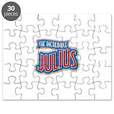 The Incredible Julius Puzzle