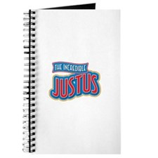 The Incredible Justus Journal