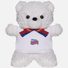 The Incredible Kaiden Teddy Bear