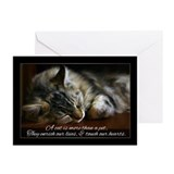 Pet loss Greeting Cards (10 Pack)
