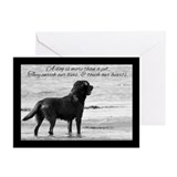 Pet sympathy Greeting Cards (20 Pack)