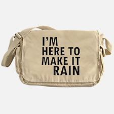 Funny Designs Messenger Bag
