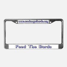 CLASSIC! License Plate Frame