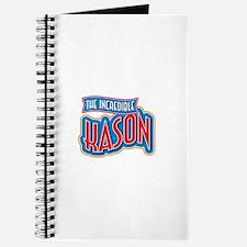The Incredible Kason Journal