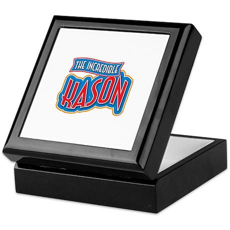 The Incredible Kason Keepsake Box