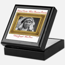 Chief Joseph - Nez Perce (1903) Keepsake Box
