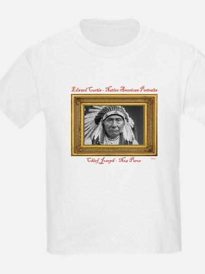 Chief Joseph - Nez Perce (1903) T-Shirt
