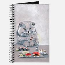 Sushi Cat- The Grump Journal