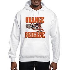 Orange Brigade Hoodie