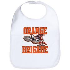 Orange Brigade Bib