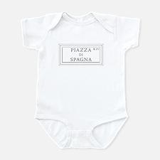 Piazza di Spagna, Rome - Italy Infant Bodysuit