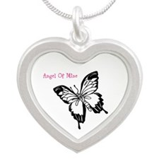 Girl Angel of Mine Necklaces