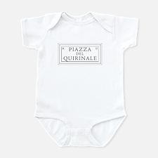 Piazza del Quirinale, Rome - Italy Infant Bodysuit