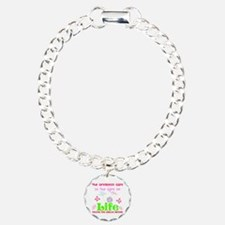 The Greatest Gift Charm Bracelet, One Charm