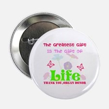 "The Greatest Gift 2.25"" Button"
