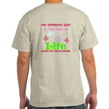 The Greatest Gift T-Shirt