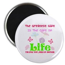 "The Greatest Gift 2.25"" Magnet (100 pack)"
